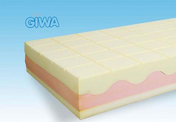 Memory Materassi Gel -GIWA