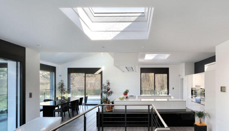 Finestre per tetto piano modelli for Finestre per tetto