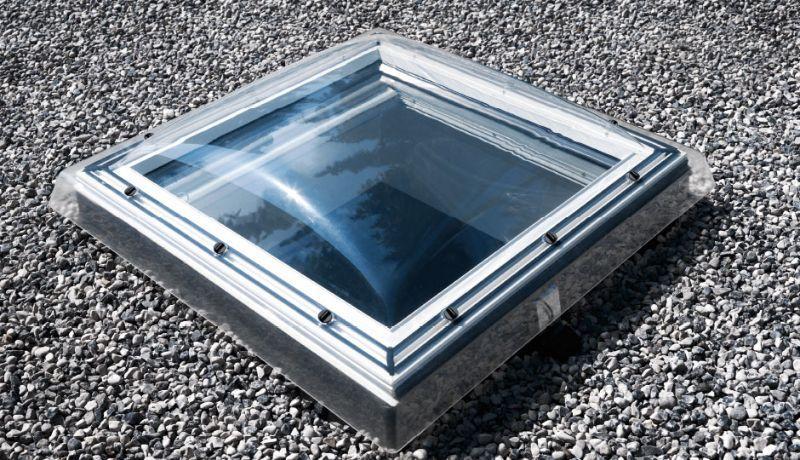 Finestre per tetti VELUX tipologia vetro curvo
