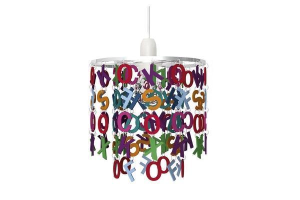 Lampadari moderni Alphabet