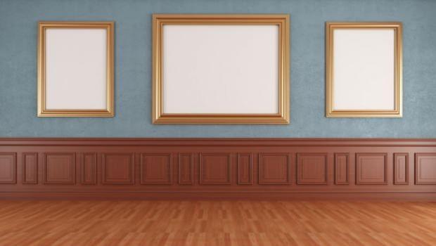 Boiserie In Gesso Camera Da Letto : Boiserie per decorare le pareti con stile