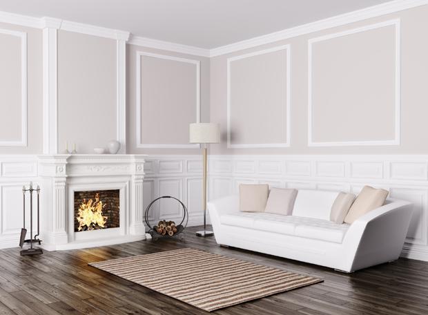 Boiserie per decorare le pareti con stile - Boiserie camera da letto ...
