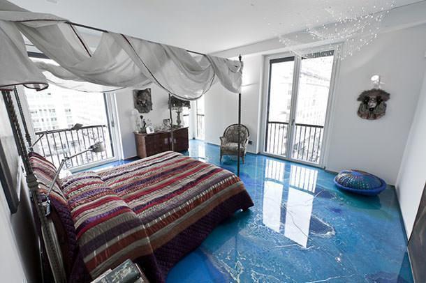 Pavimenti in resina pro e contro - Quanto costa posa piastrelle ...
