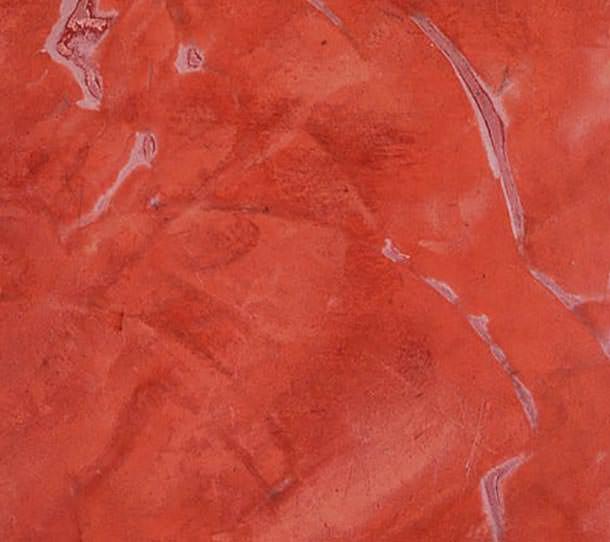 Pavimento in resina spatolato di Gobbetto