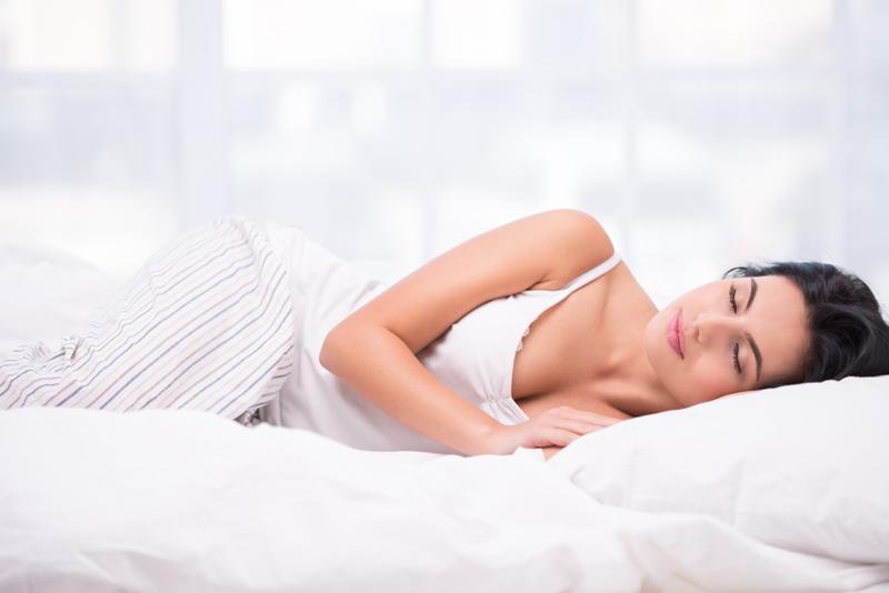 Dormire su un materasso a molle ortopedico