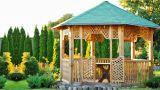 Modelli, caratteristiche e normative per l'installazione di un gazebo in legno