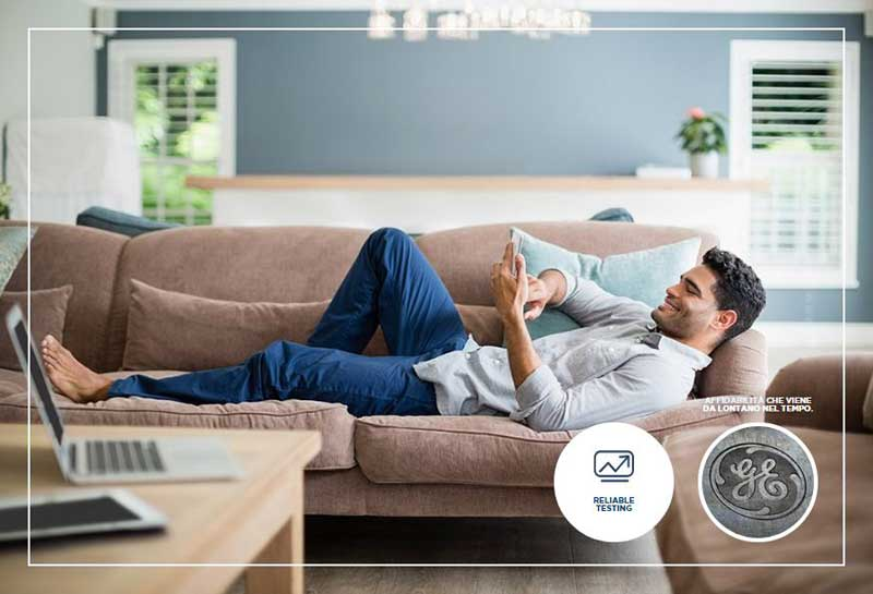 Climatizzatori fissi silenziosi di Ge Appliances su CaldaieMurali.it