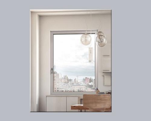 Finestra in alluminio Korus by DENIA SERRAMENTI