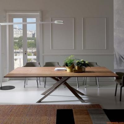 Tavolo allungabile 4x4 di Sediarreda