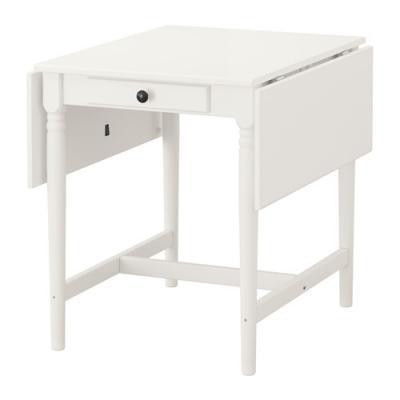 Ikea Tavolo Rotondo Bianco Allungabile.Tavoli Allungabili Salvaspazio