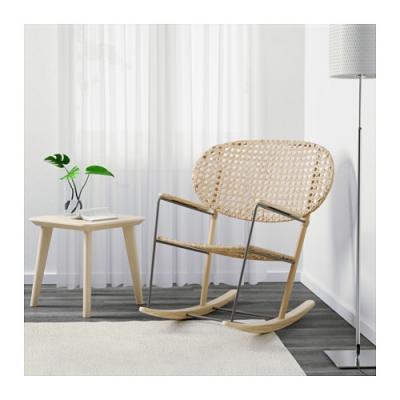 Poltrona a dondolo Gronadal di Ikea