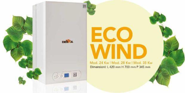 Caldaie murali a condensazione Eco Wind