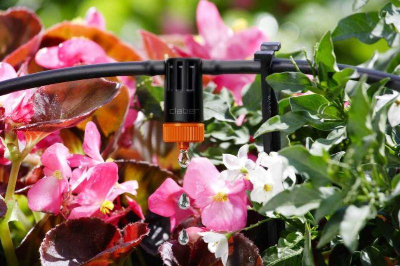 Irrigazione orto e giardino in terrazzo