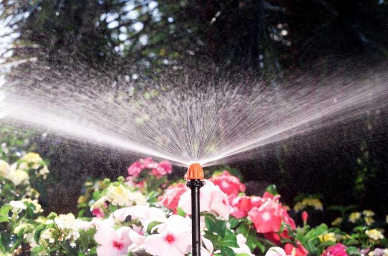 Orto sul terrazzo i sistemi di irrigazione for Irrigazione orto claber