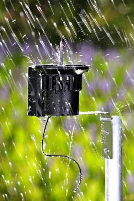 Rain sensor rf_amb per irrigare l'orto