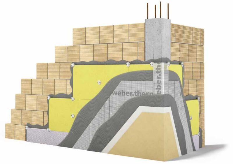 weber.therm comfort G3 per l'isolamento termico