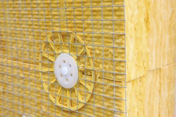 Sistemi di fissaggio isolamento termico