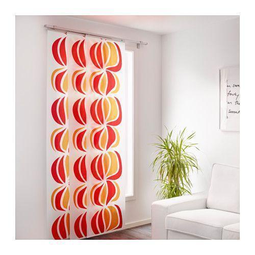Pannello colorato tenda Ikea