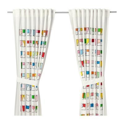 Tenda colorata Hemmahos di Ikea