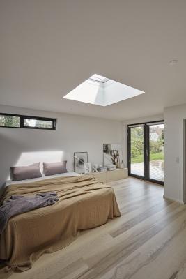 Finestre e lucernai per tetti piani