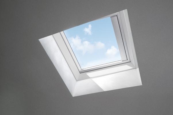 Sottotetto abitabile for Velux finestre per tetti piani