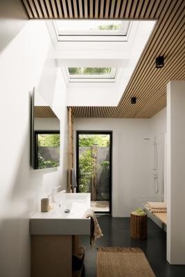 Finestre per tetti piani