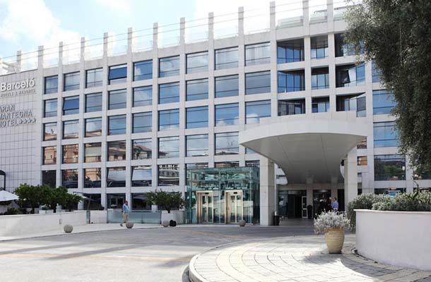 Hotel Barcelo Aran sede del convegno Condominio 4.0