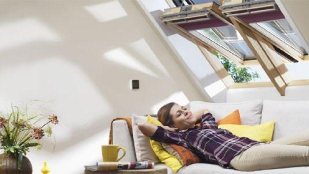 Scegliere e installare lucernari e finestre per tetti in mansarda