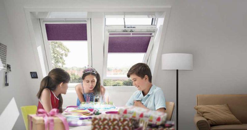 Lucernari per tetti for Finestre velux per accesso al tetto