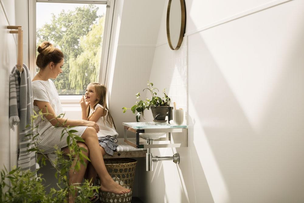Illuminare la mansarda con finestre e lucernai VELUX