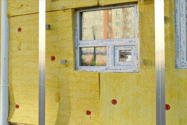 Pannelli esterni per l'isolamento termico