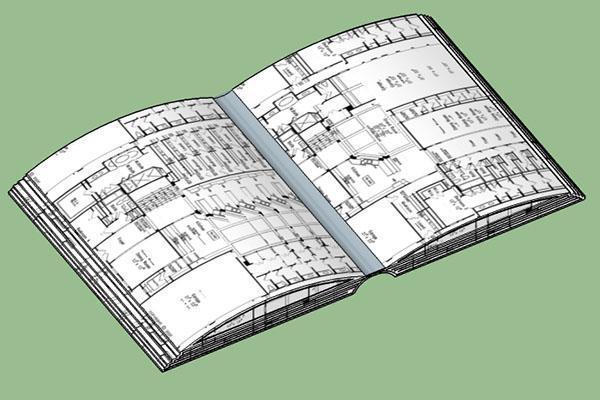 Libretto dell'edificio