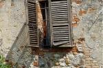 Degrado muratura portante in facciata