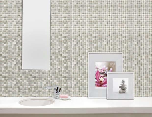 Linea Bits di Marazzi: piastrelle bagno