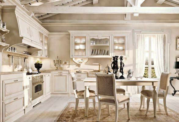 arredamento stile provenzale - Cucina Soggiorno Stile Provenzale 2