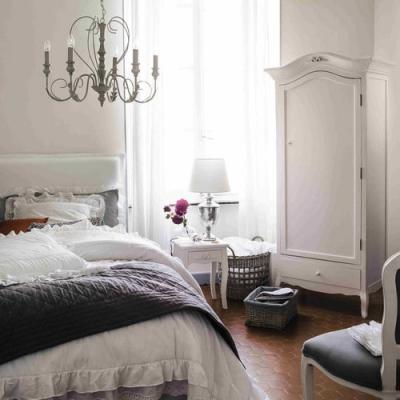 Arredamento stile provenzale - Maison du monde letto ...