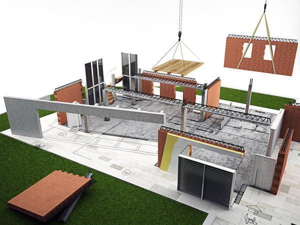 Casa su misura- fasi cantiere MIT