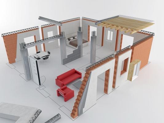 Casa su misura in muratura - MIT