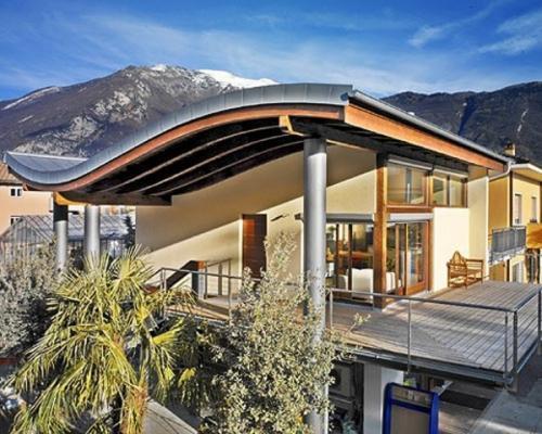 Casa su misura in legno - WOLF Haus