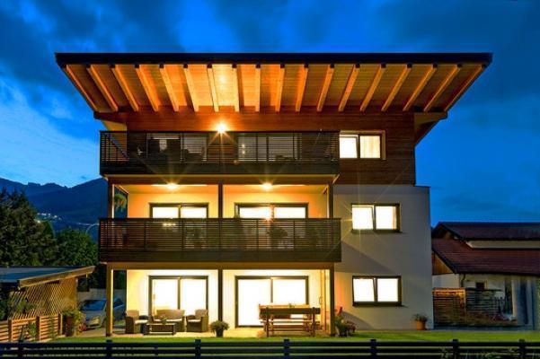 Casa su misura in legno- Wolf Haus