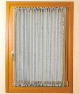 Tenda a vetro arricciata - Lamapla