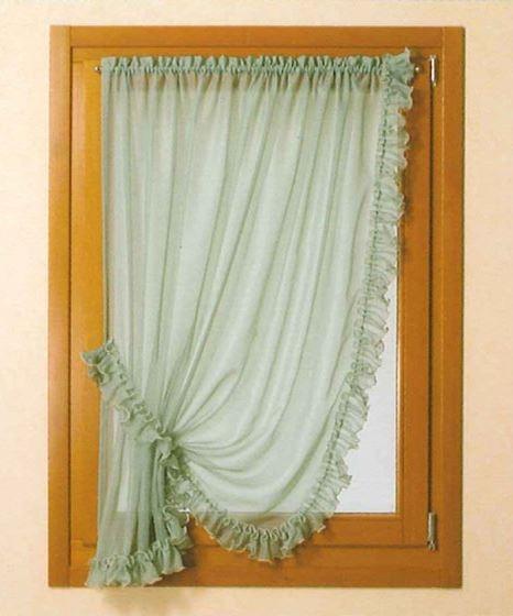 Tenda a vetro bagno e cucina - Lamapla