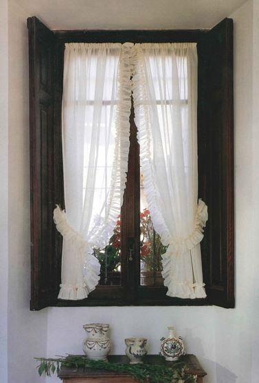 Tenda a vetro per interni - Lamapla