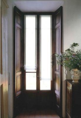 Tenda a vetro finestra - Lamapla