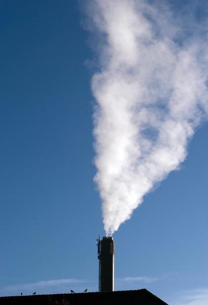 Emissioni dei gas in atmosfera