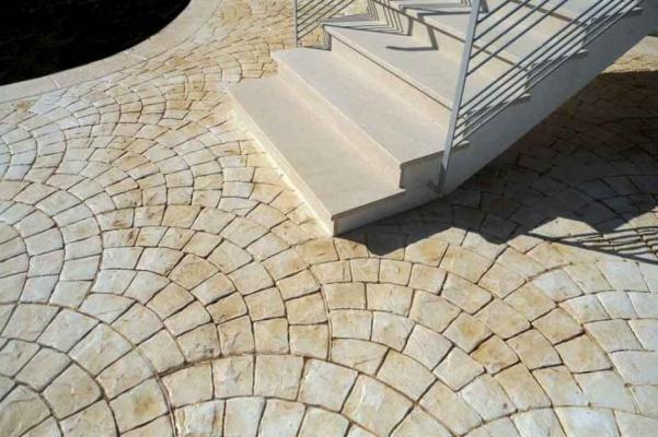 Calcestruzzo Stampato Palermo : Cemento stampato