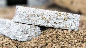 Isolare e deumidificare con malte e intonaci a base di sughero