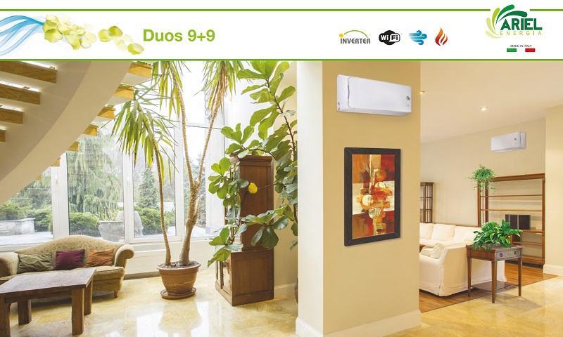 Ariel fixed inveter air conditioner