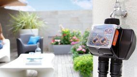 Irrigare le piante risparmiando acqua