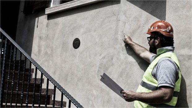 Crepe nei muri: eliminare i cedimenti differenziali del terreno